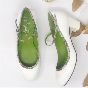 Shoes of Prey Patent Leather Mary Jane Size 8.5